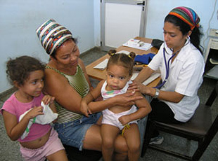 Primary Health Care in action in Cuba